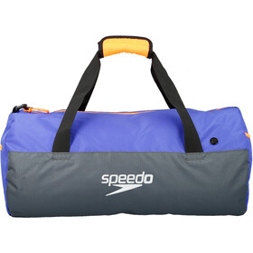 speedo Duffel Bag 30l, oxid grey/ultramarine